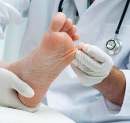 مراقبت از پای دیابتی چگونه است؟